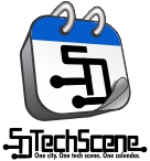 SD Tech Scene Logo