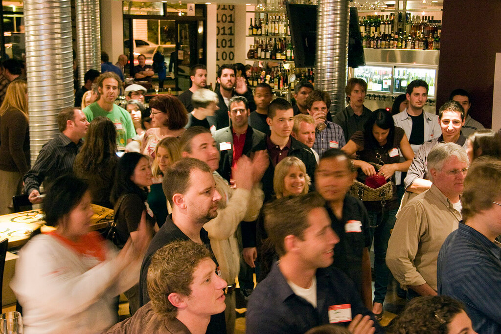 March Mingle 2010